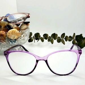 Electric Purple Reader